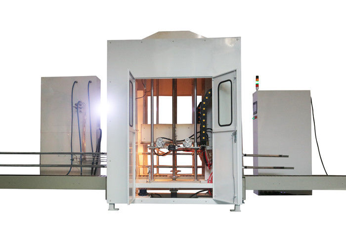 In - Line Automatic Flame Welding Machine Automatic Brazing Machine